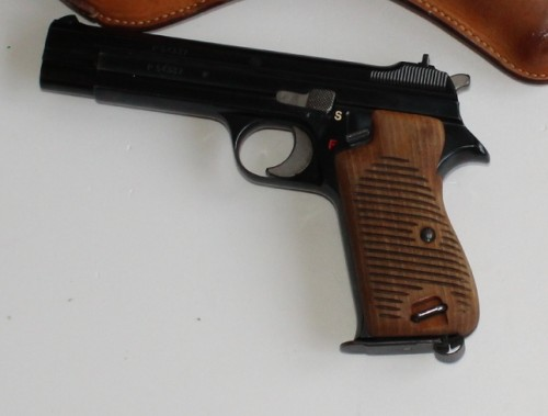 Pistolet sig p210 priv occasion - Arme occasion particulier ...