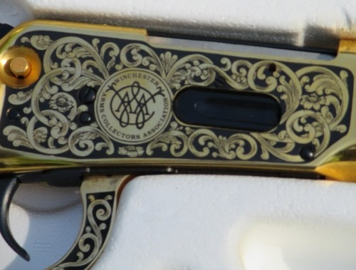 Carabine WINCHESTER W.A.C.A. 7-30 waters